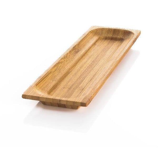 Bambusový servírovací tác Bambum Lopez