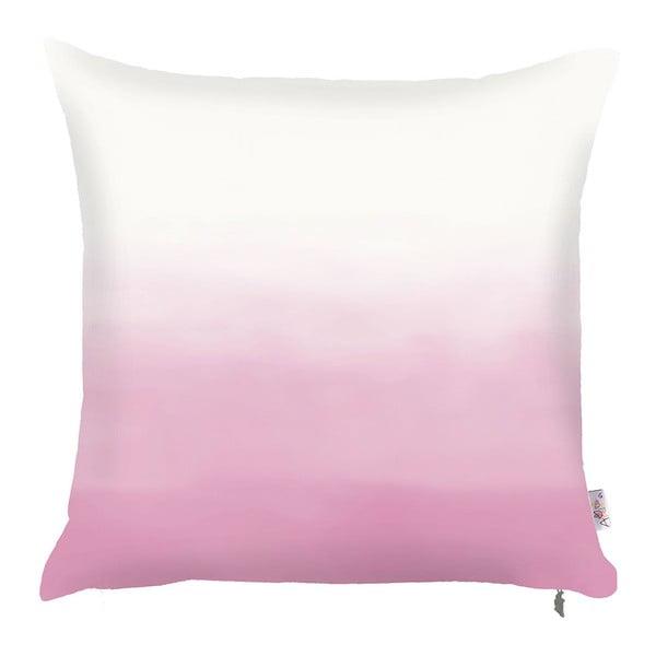 Easter Shade rózsaszín-fehér párnahuzat, 43 x 43 cm - Apolena