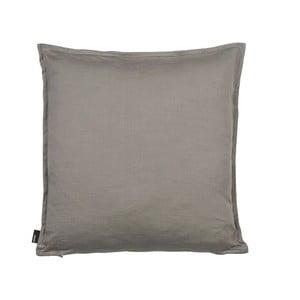 Polštář s náplní Comfort Grey, 50x50 cm