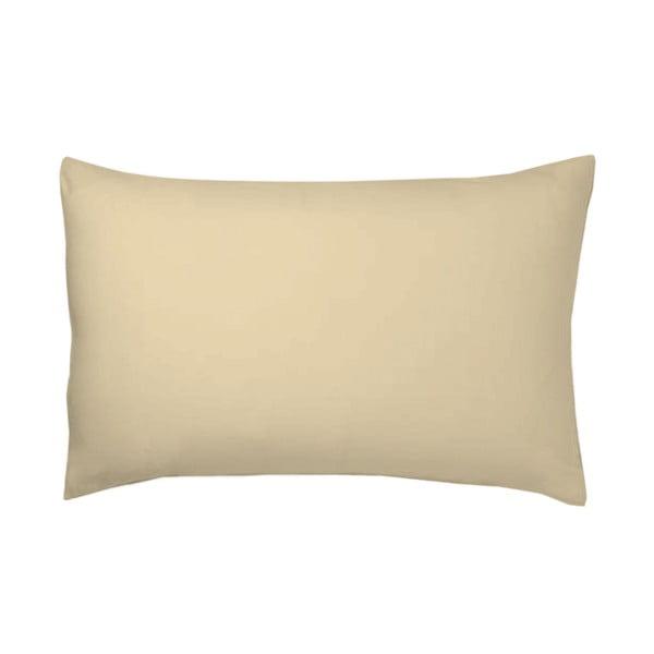 Povlak na polštář Cuandrante Cream, 70x90 cm