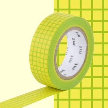 Bandă decorativă Washi MT Masking Tape Rosalie, rolă 10 m imagine