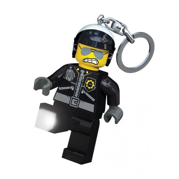 Svítící klíčenka LEGO Zlý polda