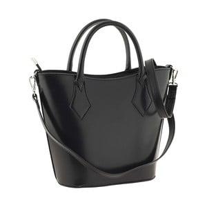 Kožená kabelka Teggie Dark