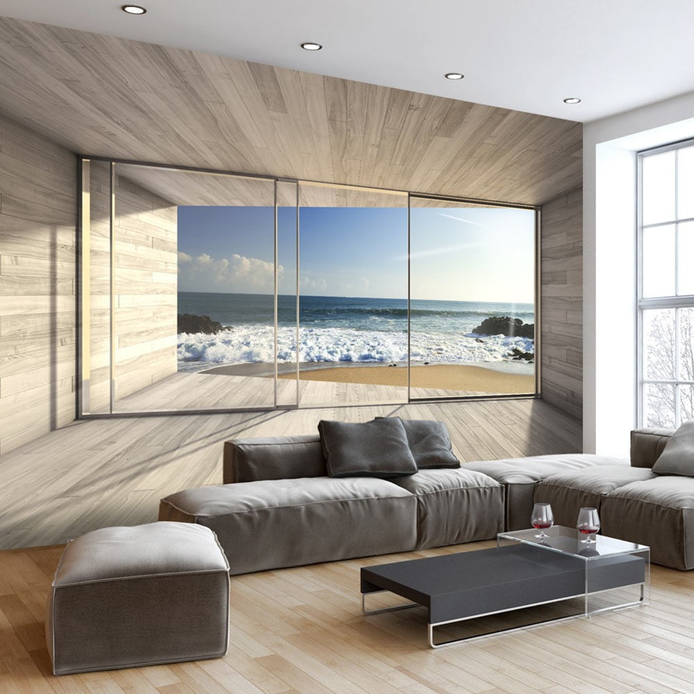 velkoform tov tapeta artgeist finding a dream 350 x 245 cm bonami. Black Bedroom Furniture Sets. Home Design Ideas