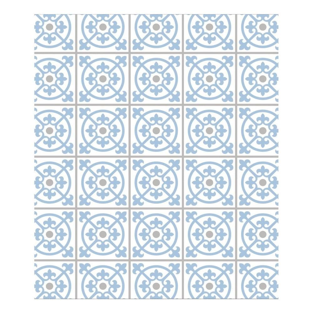 Skleněný kryt na sporák Wenko Tiles, 60 x 70 cm