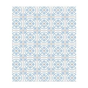 Protecție din sticlă pentru aragaz Wenko Tiles, 60 x 70 cm