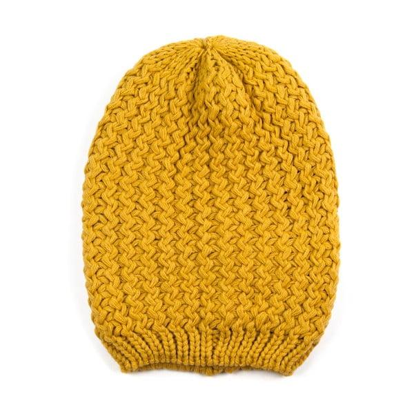 Čepice Cap Yellow