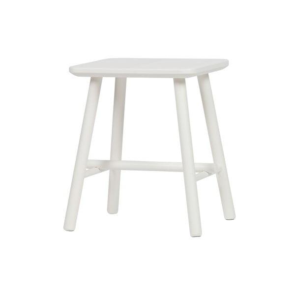 Bílá stolička vtwonen Butt