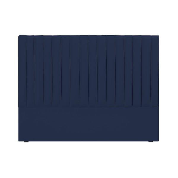 NJ sötétkék ágytámla, 180 x 120 cm - Cosmopolitan design