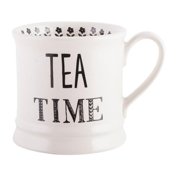 Keramický hrnek Creative Tops Stir It Up Tea Time, 280 ml