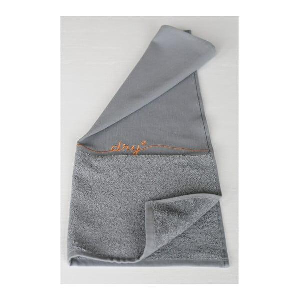 Utěrka Dry, tmavě šedá