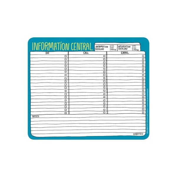 Úkolníček Information Central