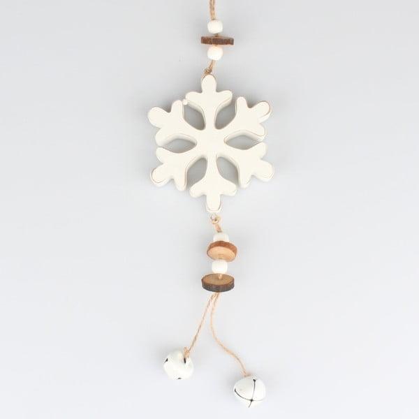 Závěsná dekorace ve tvaru vločky Dakls Howell