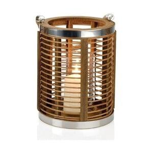 Lucerna Bamboo Round, 25 cm