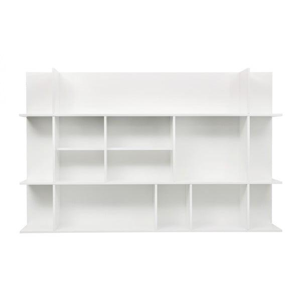 Malá bílá knihovna TemaHome Panorama