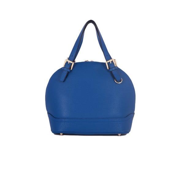 Kožená kabelka Andrea Cardone 2002 Blue Cobalto