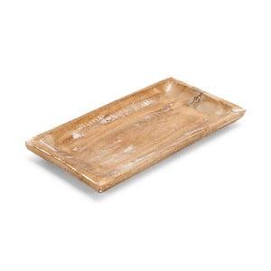Podnos z mahagonového dřeva SOB Bona