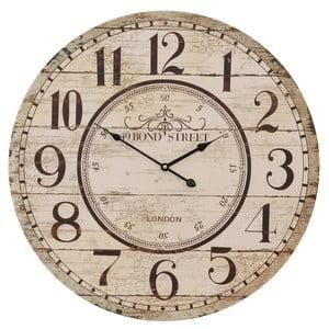 Nástěnné hodiny Clayre&Eef Mulinoro, ⌀ 60 cm