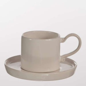 Hrnek na cappuccino s podšálkem Rialzati