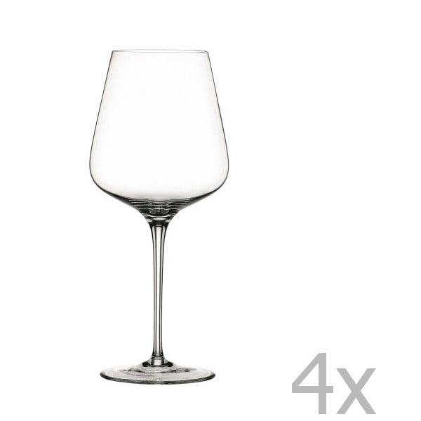 Set 4 pahare vin roșu din cristal Nachtmann Vinova Magnum