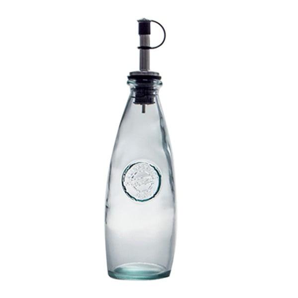 Recipiente din sticlă reciclată pentru oțet și ulei Ego Dekor Authentic, 300 ml