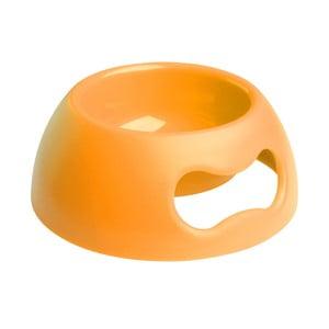 Miska Pappy M, oranžová