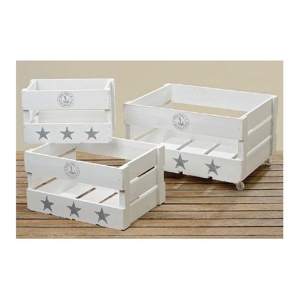 Set 3 boxů Pier