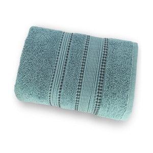 Zelená osuška ze 100% bavlny Marie Lou Remix, 150 x 90 cm