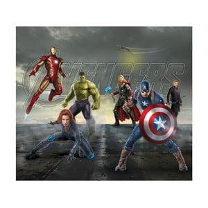 Foto závěs AG Design Avengers II, 160x180cm
