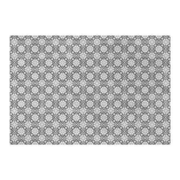 Vinylový koberec Orient Grey, 52x280 cm