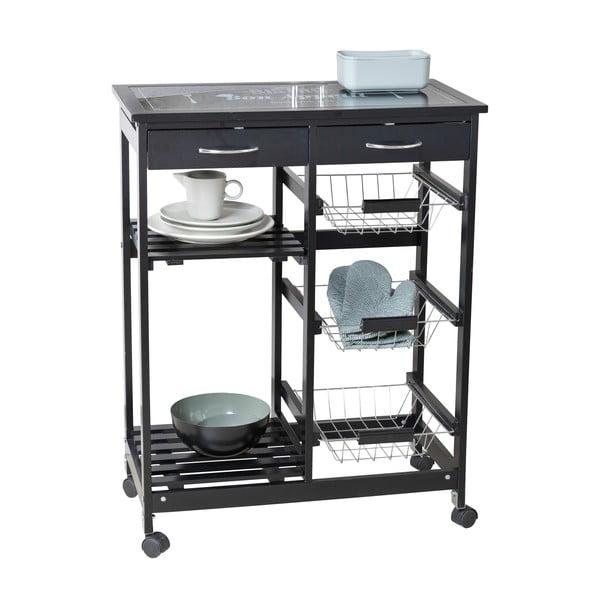 Kuchyňský úložný vozík Wenko Bon Appetit