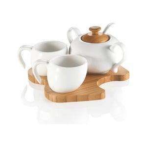 Porcelánový set na servírování kávy Brandani Coffee
