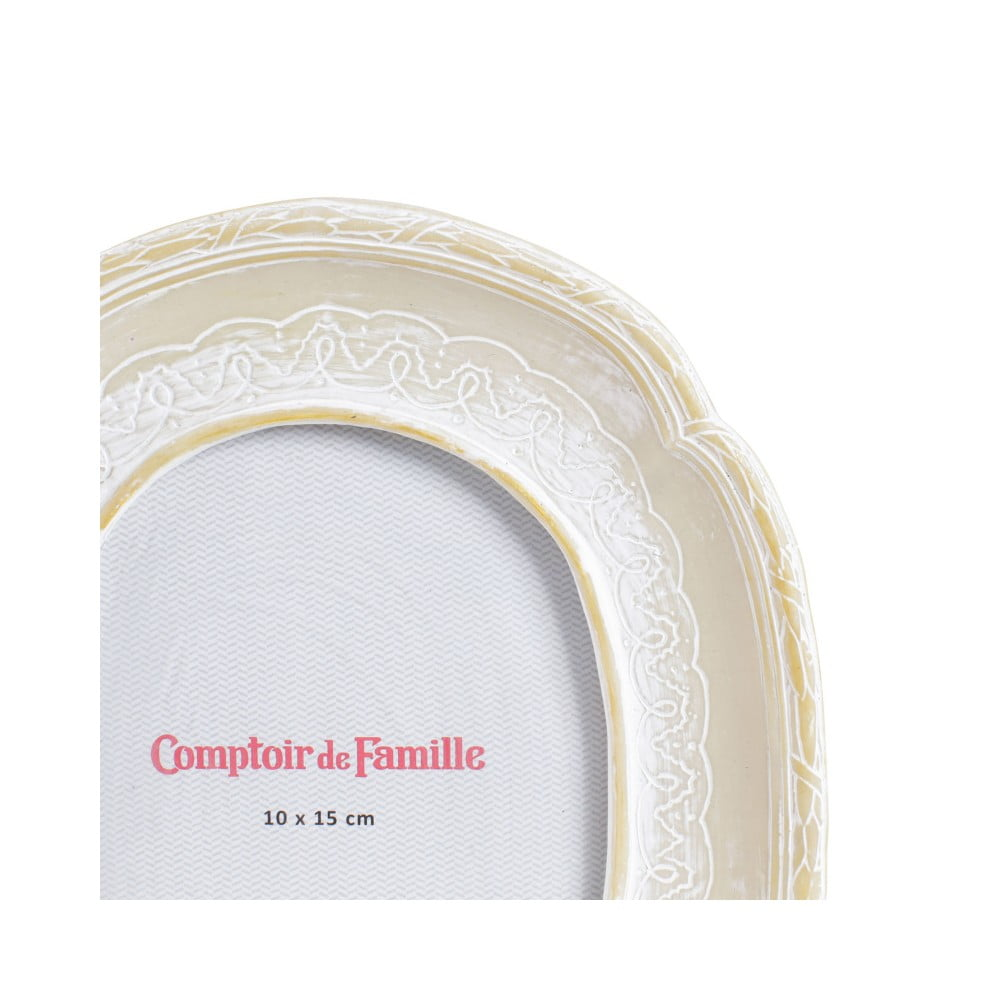 Ov ln b l fotor me ek comptoir de famille dentelle 16 x 21 cm bonami - Comptoir de famille ...