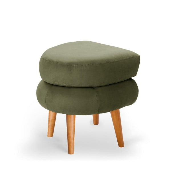 Zielony taboret Scandi by Stella Cadente Maison Supernova