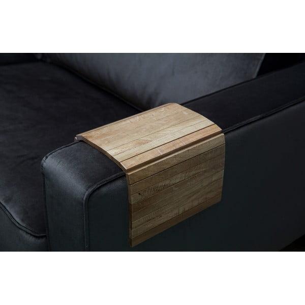 Dřevěná flexibilní područka na pohovku WOOOD Antique