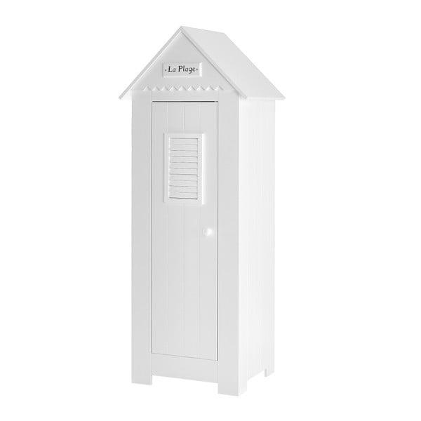 Marseille fehér ruhásszekrény - Pinio