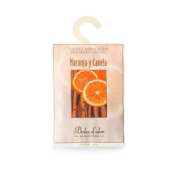 Woreczek o zapachu pomarańczy i cynamonu Ego Dekor Naranja y Canela