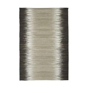 Vlněný koberec Izumi Black, 140x200 cm