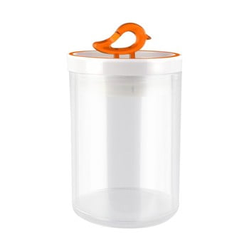 Recipient Vialli Design Livio, 0,8 l, portocaliu de la Vialli Design