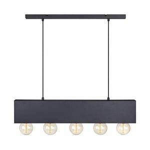 Černé stropní svítidlo Markslöjd Couture