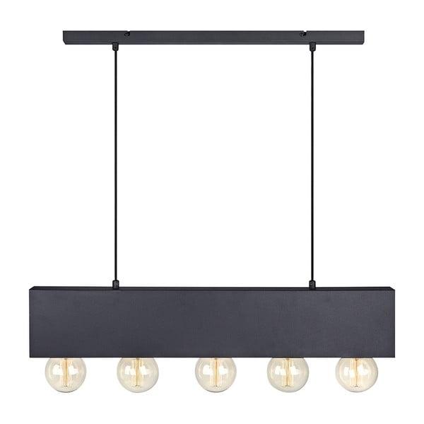 Černé závěsné svítidlo Markslöjd Couture