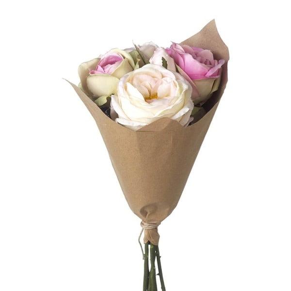 Umělá květina Rose Bouquet