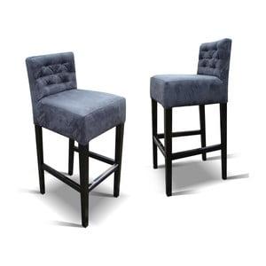 Vysoká židle 77 Blue