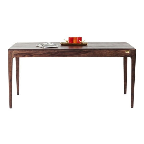 Jídelní stůl z masivního dřeva Kare Design Brooklyn, 200 x 100 cm
