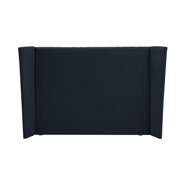 Čelo postele v námořnické modré Cosmopolitan design Vegas, 180x120cm