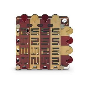 Hlavolam s dřevěnými prvky RecentToys Hidden Corridor