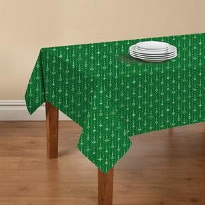 Ubrus Crido Consulting Happy Christmas, 140 x 140 cm