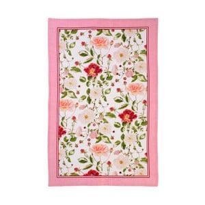 Bavlněná utěrka Ulster Weavers Traditional Rose