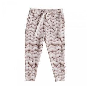 Pantaloni fete, roz, Snurk Twire, 140