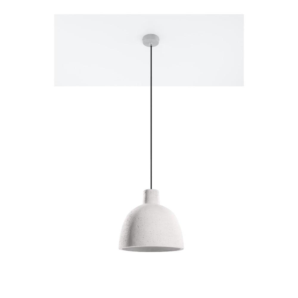Bílé stropní světlo Nice Lamps Filippo
